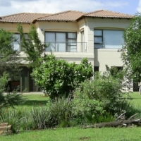 In a Secure Country Estate with Equestrian, Golf and Boating facilities at Hartbeeespoort Dam