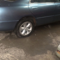 Mazda 626 2.5 V6 for sale - body in excellent condition