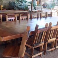 14 Seater Sleeper Diningroom Set