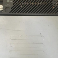 Camping Fridge (gas , battery needs cable and elec )
