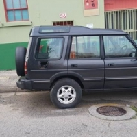Land-rover Descovery TDI 2.5