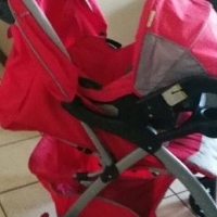 Chelino pram & carseat set