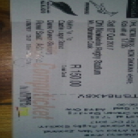 Rugby tickets for sale NZ vs SA