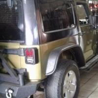 2011 3.8 Jeep Wrangler JK For Sale