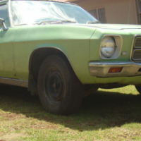 1973 Chevy Kommando 4.1 trimatic
