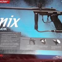 Spyder Paintball Gun + Kit Complete