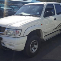 2003 Toyota Hilux 3.0 KZ-TE D/Cab R/Body Raider