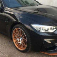 BMW M4 GTS Clubsport