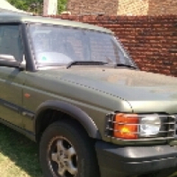 Call Haroon on 2000 Land Rover discovery 2