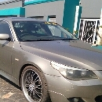 Call Haroon on 2004 BMW 525i E60 Auto