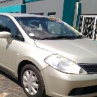 Call Haroon on 2007 Nissan Tiida 1.6 Auto