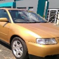 Call Haroon on 1999 Audi A3 2.0 Turbo