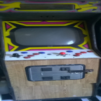 Selling Coin operated Arcade game