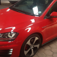 2014 Volkswagen Golf 7 Gti 2.0L DSG – Immaculate condition Motor plan till 2019 for sale