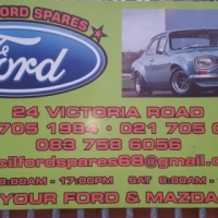 Cecil Ford Spares