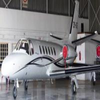 Cessna Citation II - 550 Executive Jet