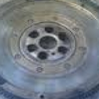 vw polo 2005 facelift 1.9 tdi second hand flywheel complete for sale
