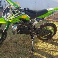Orion 50cc 2 stroke pit bike