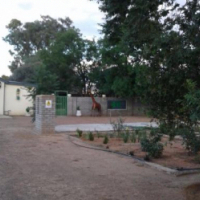 Large plot with house in Bultfontein
