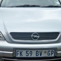 2002 Opel Astra 1.8 16v