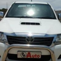 2010 Toyota Hilux 3.0 D-4D R/B Raider Legend 45 For sale !