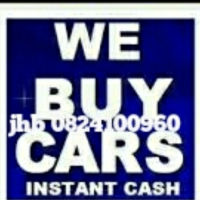 Cash for all used bakkies suvs and cars under r35000..