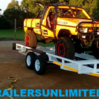 THE BEST CAR TRAILERS FROM R19900