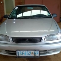 2000 TOYOTA COROLLA 160i GLE for sale