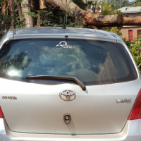 Toyota Yaris Hatchback 2006, 5 doors, 210000km, Very good condition