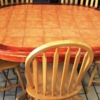 5 Piece Diningroom Set S022758K #Rosettenvillepawnshop