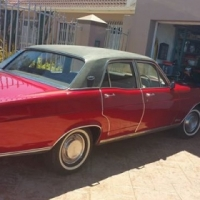 1971 ford fairlane 351