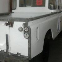 1968 Land Rover Project