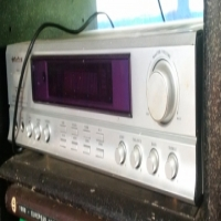 amp good working order great for TV dvd etc