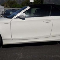 BMW 1 Series 125i AT Cabriolet