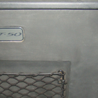 2009 Mazda BT50 Toolboxes