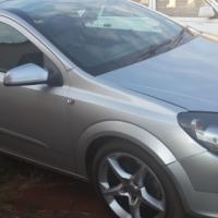Opel astra gtc 2l turbo 2006
