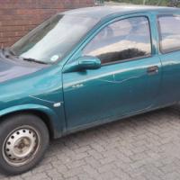Opel corsa lite 1.4i green R27000