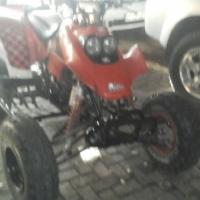 Quad to swop for MRX 250 or bigger