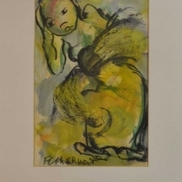 Claerhout painting for sale