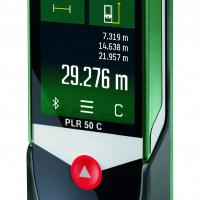 Bosch PLR50C Bluetooth Laser Distance Measurer