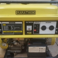 Marathon 5 kva generator