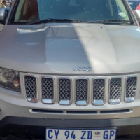 2014 Jeep Compass 2.0 Limited AT for sale! R 195,000