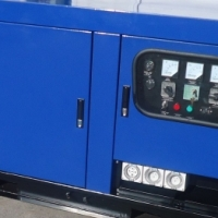 New and used generators of various capacities for sale.