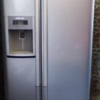 LG side by side Fridge freezer (Water + Ice Dispenser)