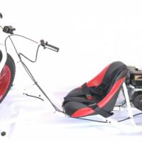 Big wheel racing 200cc petrol drift trikes for sale -new