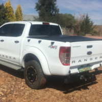 2014 Ford Ranger 2.2 4x4 XL Plus Double Cab