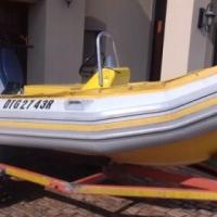 Gemini Rubberduck Bass Ski Boat Yamaha 40 hp Bouancy valid Fish Finder