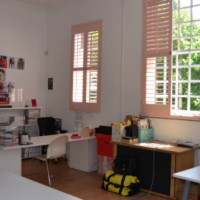 1st floor studio w/natural light Longkloof Studios ~ 266m²