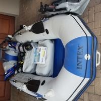 Intex Mariner 3 Boat incl Motor