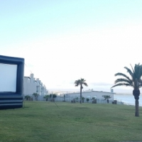OPEN AIR CINEMA BUSINESS FOR SALE